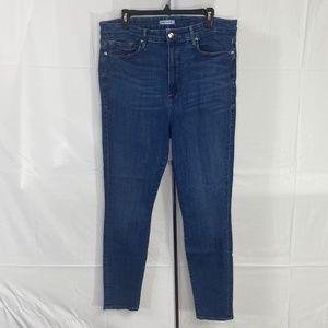 Good American Good Waist Jeans 20